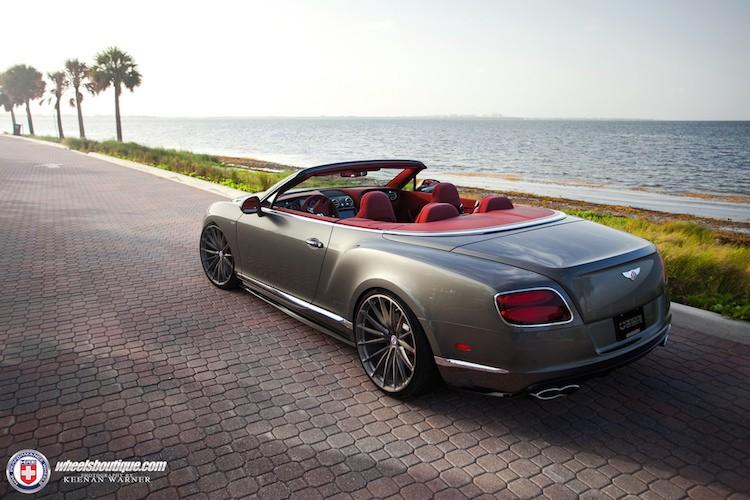 Bentley Continental GTC V8S dang cap the thao voi mam HRE-Hinh-3