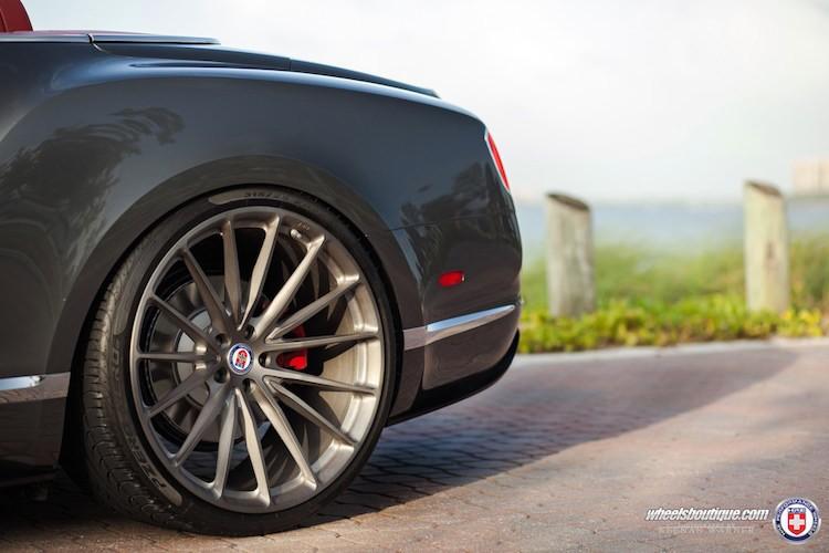 Bentley Continental GTC V8S dang cap the thao voi mam HRE-Hinh-5