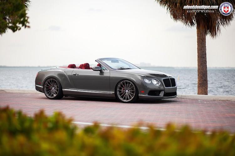 Bentley Continental GTC V8S dang cap the thao voi mam HRE-Hinh-8