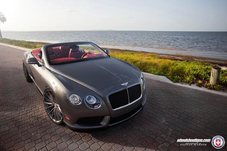 Bentley Continental GTC V8S dang cap the thao voi mam HRE-Hinh-9