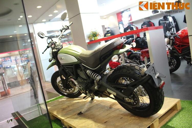 """Chien binh"" Ducati Scrambler Urban Enduro tai Ha Noi-Hinh-3"