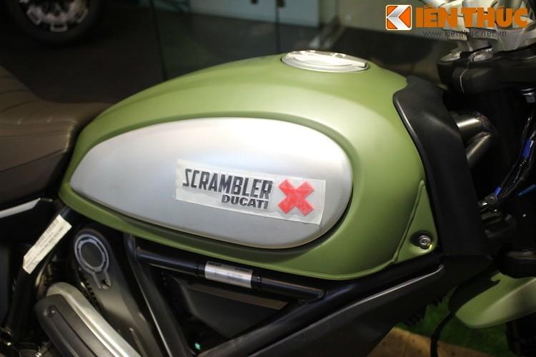 """Chien binh"" Ducati Scrambler Urban Enduro tai Ha Noi-Hinh-5"