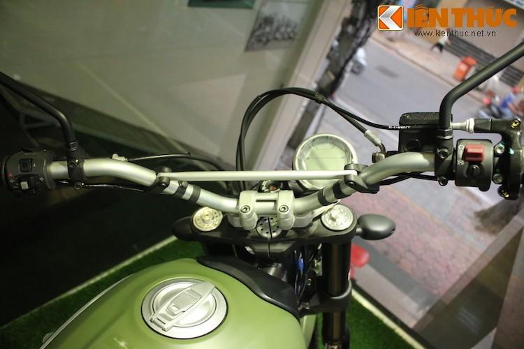 """Chien binh"" Ducati Scrambler Urban Enduro tai Ha Noi-Hinh-7"