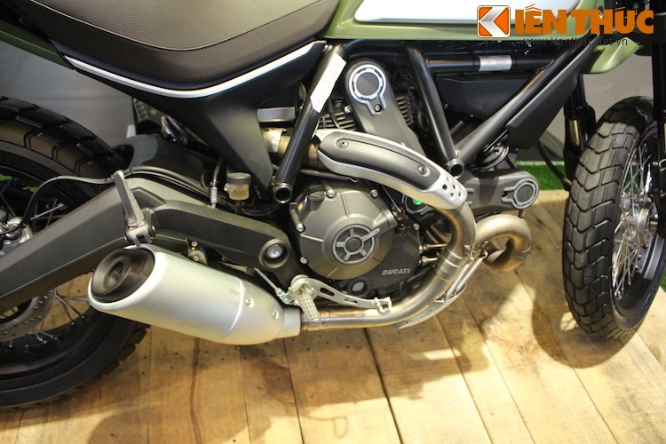 """Chien binh"" Ducati Scrambler Urban Enduro tai Ha Noi-Hinh-9"