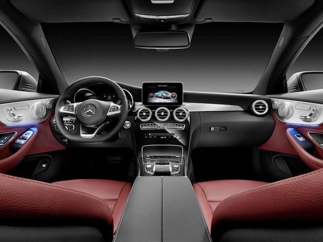 "Mercedes ra mat phien ban C-Class coupe ""sang chanh""-Hinh-5"