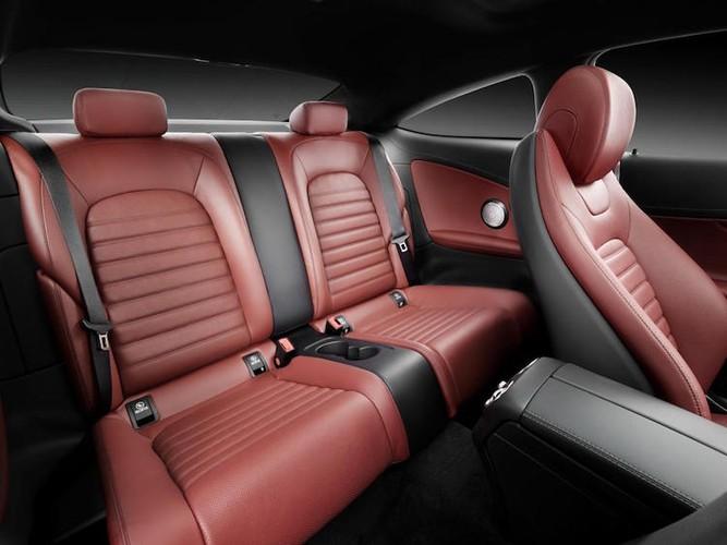 "Mercedes ra mat phien ban C-Class coupe ""sang chanh""-Hinh-6"