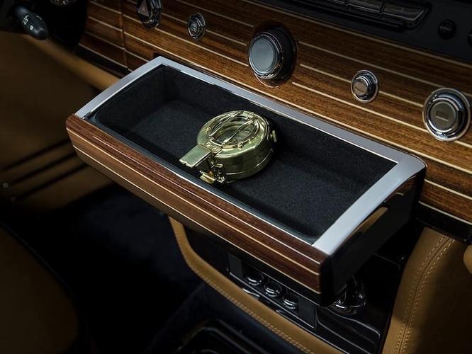 Sieu xe Rolls-Royce Phantom tro lai voi ban dac biet moi-Hinh-4