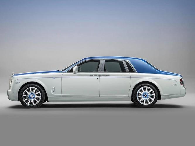 Sieu xe Rolls-Royce Phantom tro lai voi ban dac biet moi