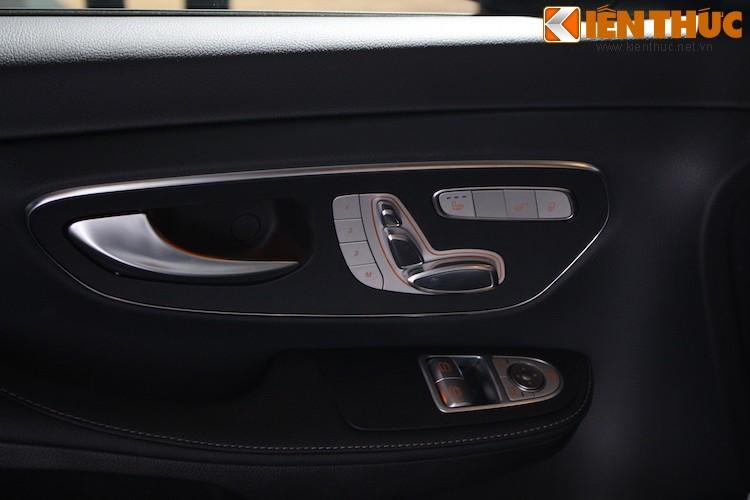 Ngam xe VAN Mercedes V220 CDI gia 2,5 ty tai Ha Noi-Hinh-11