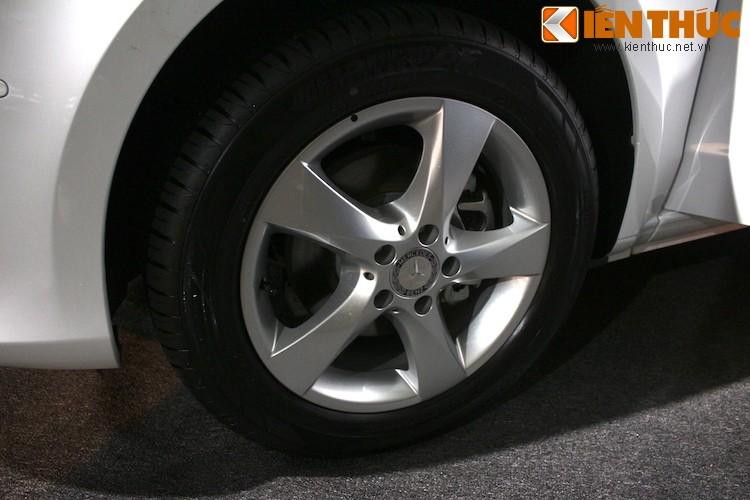 Ngam xe VAN Mercedes V220 CDI gia 2,5 ty tai Ha Noi-Hinh-4