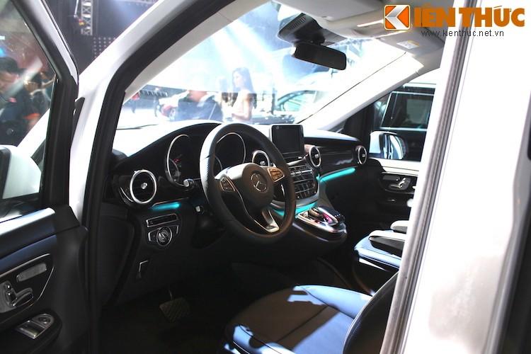 Ngam xe VAN Mercedes V220 CDI gia 2,5 ty tai Ha Noi-Hinh-6