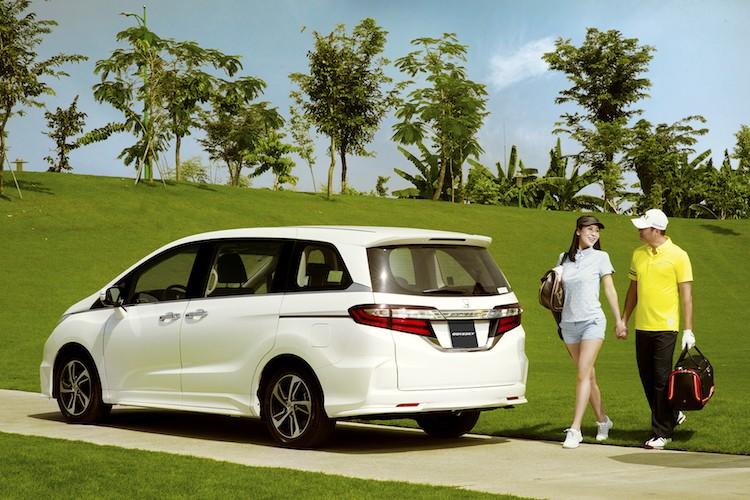 "Honda Odyssey: MPV ""thuong gia"" cho doanh nhan va gia dinh-Hinh-12"
