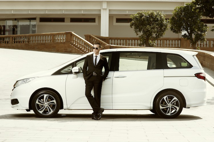 "Honda Odyssey: MPV ""thuong gia"" cho doanh nhan va gia dinh-Hinh-2"