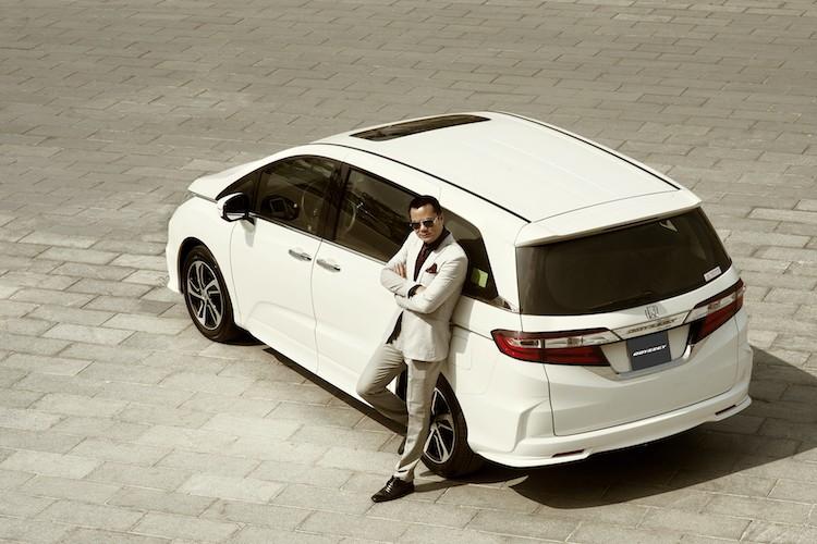 "Honda Odyssey: MPV ""thuong gia"" cho doanh nhan va gia dinh-Hinh-3"
