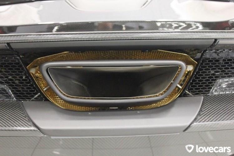 McLaren do hang loat sieu xe