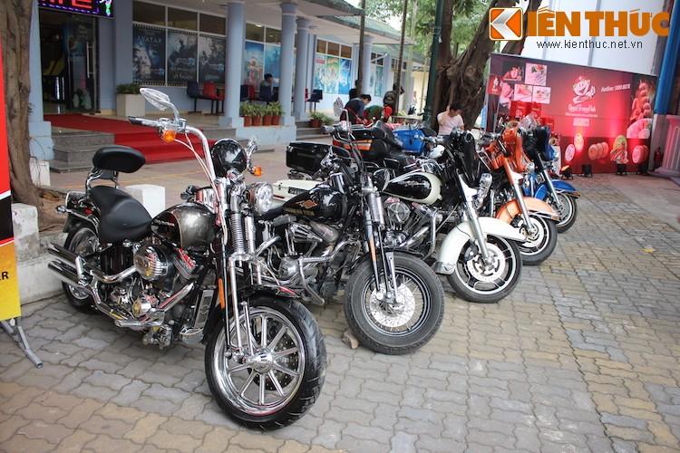 Hang tram biker tu hoi mung sinh nhat Hanoi Free Chapter-Hinh-4