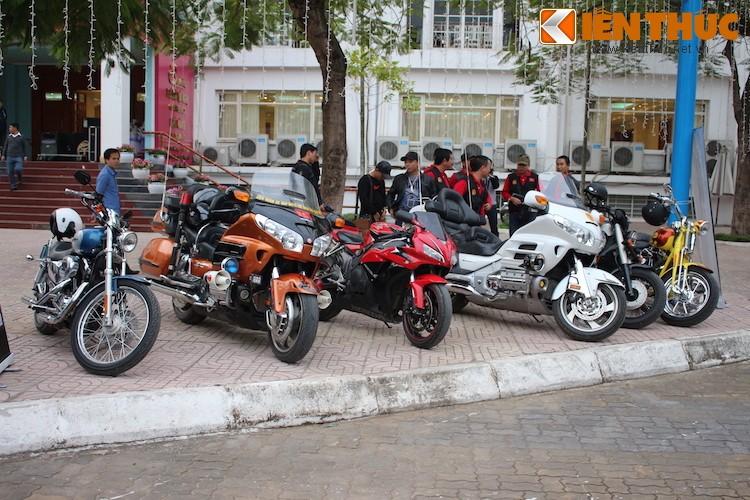 Hang tram biker tu hoi mung sinh nhat Hanoi Free Chapter-Hinh-5