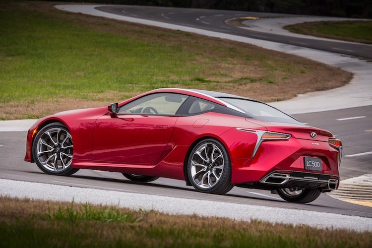 Can canh coupe hang sang Lexus LC500 phien ban 2016-Hinh-10