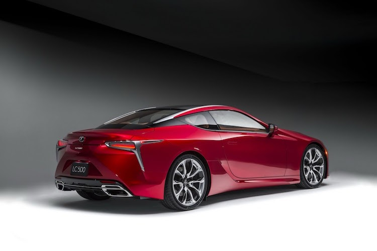 Can canh coupe hang sang Lexus LC500 phien ban 2016-Hinh-4