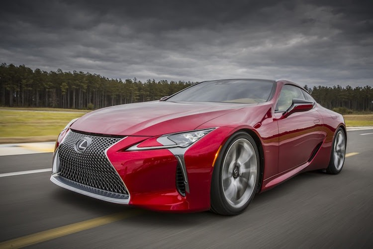 Can canh coupe hang sang Lexus LC500 phien ban 2016-Hinh-8