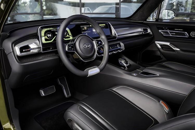 Ngam SUV co lon, hang sang Kia Telluride Concept-Hinh-5
