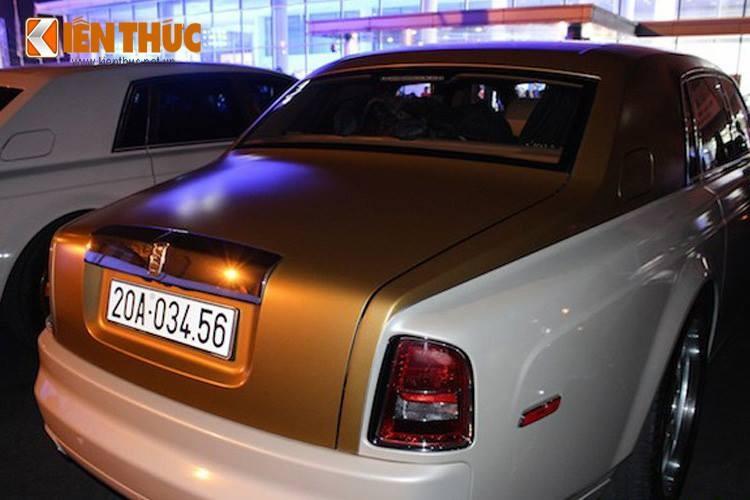 Nhung sieu xe Rolls-Royce tien ty, ma vang cua dai gia Viet-Hinh-4