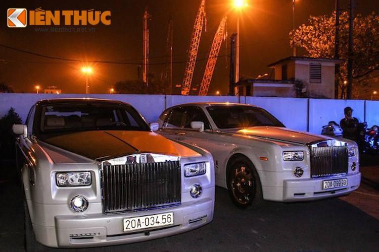 Nhung sieu xe Rolls-Royce tien ty, ma vang cua dai gia Viet