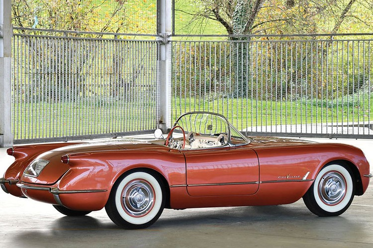 Ngam xe co Chevrolet Corvette Roadster 1953 cuc hiem-Hinh-2