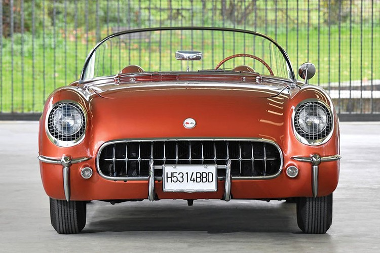 Ngam xe co Chevrolet Corvette Roadster 1953 cuc hiem-Hinh-4