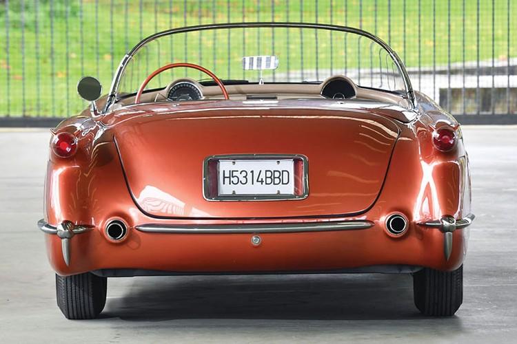 Ngam xe co Chevrolet Corvette Roadster 1953 cuc hiem-Hinh-5