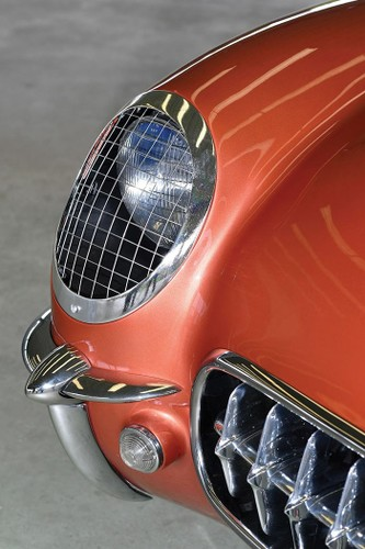 Ngam xe co Chevrolet Corvette Roadster 1953 cuc hiem-Hinh-6