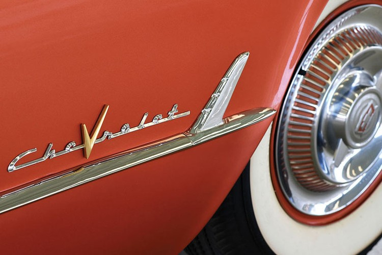 Ngam xe co Chevrolet Corvette Roadster 1953 cuc hiem-Hinh-7
