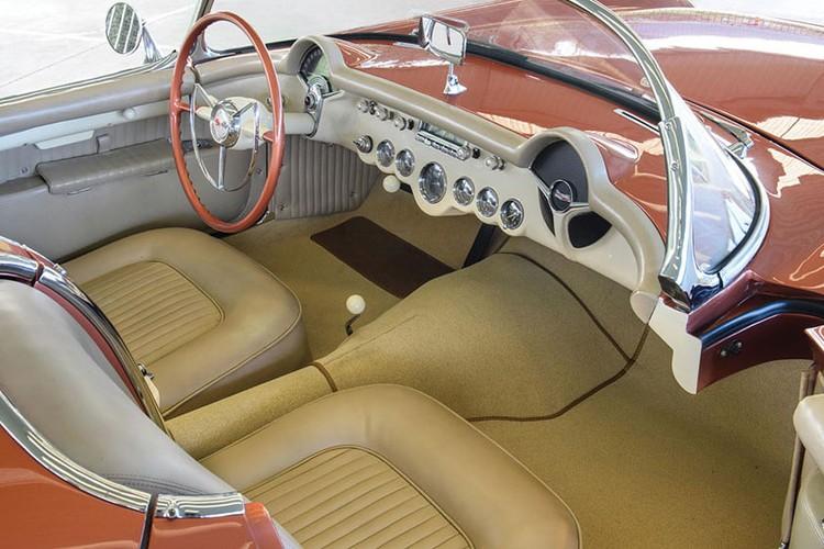 Ngam xe co Chevrolet Corvette Roadster 1953 cuc hiem-Hinh-8