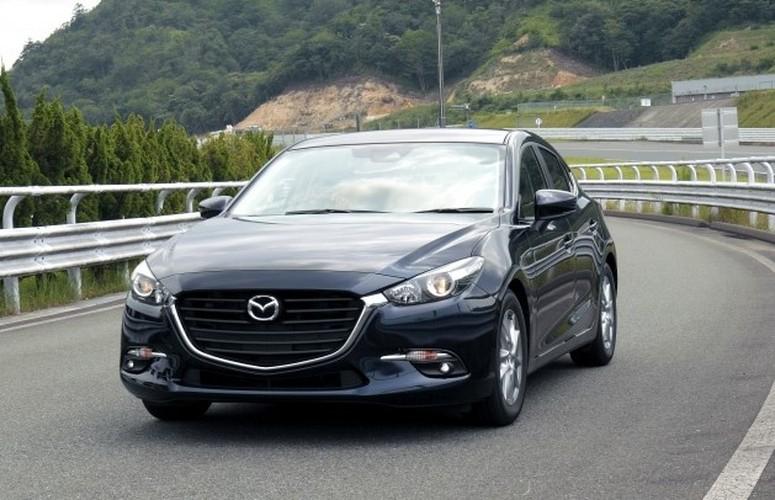Mazda3 phien ban 2017