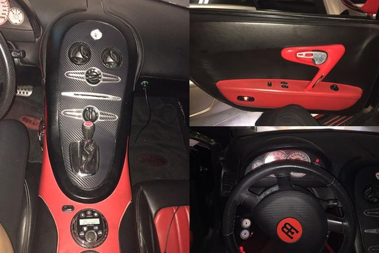 Sieu xe Bugatti Veyron