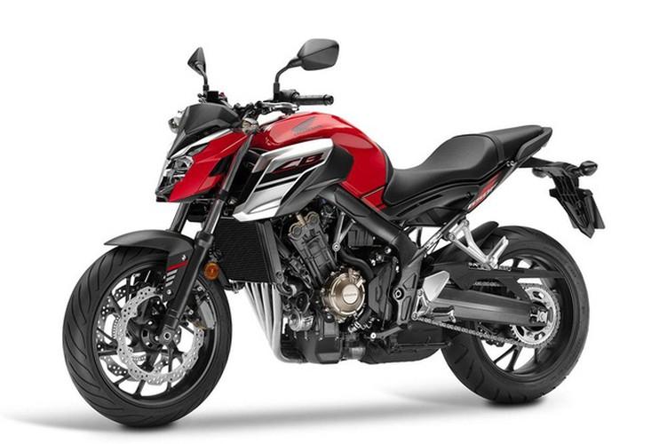 "Honda ""trinh lang"" cap doi moto CBR650F va CB650F 2017-Hinh-2"