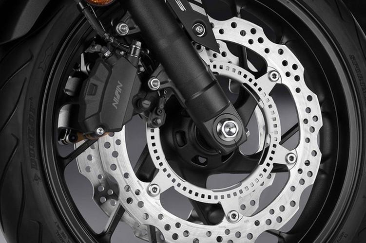 "Honda ""trinh lang"" cap doi moto CBR650F va CB650F 2017-Hinh-9"