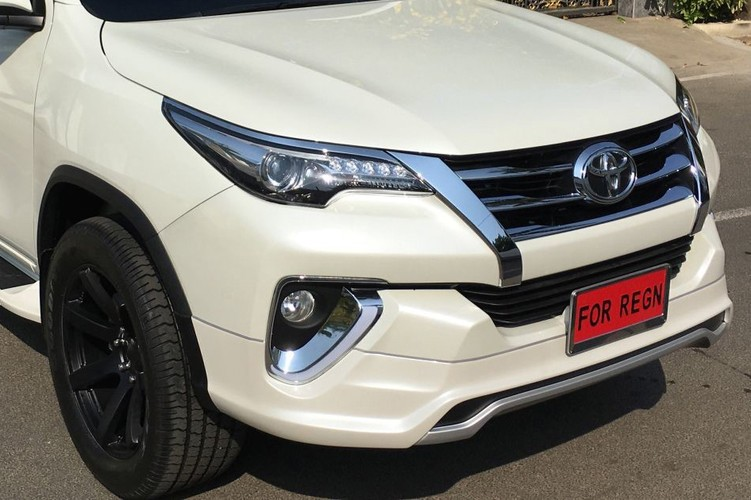 "Toyota Fortuner 2017 do bodykit ""Fiar Design"" sieu an tuong-Hinh-7"