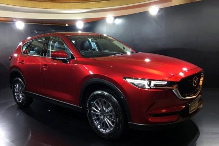 """Xe oto Mazda CX-5 2017 """"thet gia"""" tien ty tai Singapore-Hinh-2"""