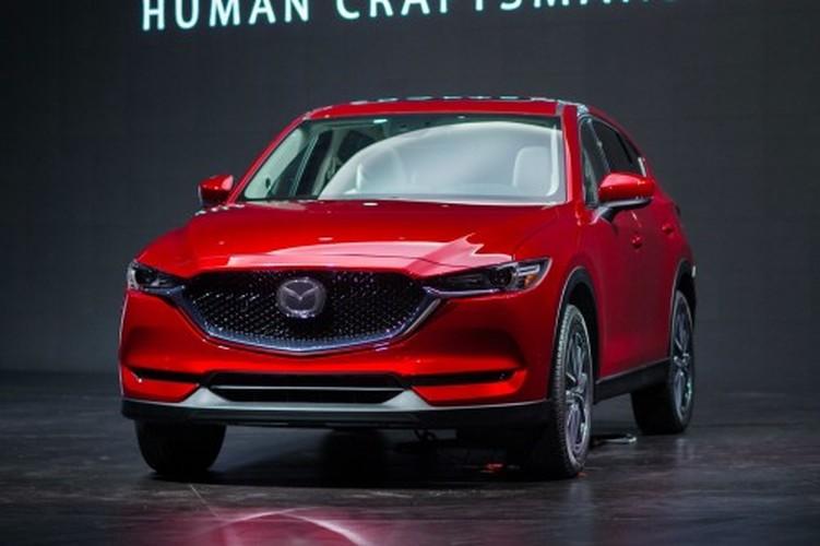 """Xe oto Mazda CX-5 2017 """"thet gia"""" tien ty tai Singapore-Hinh-3"""