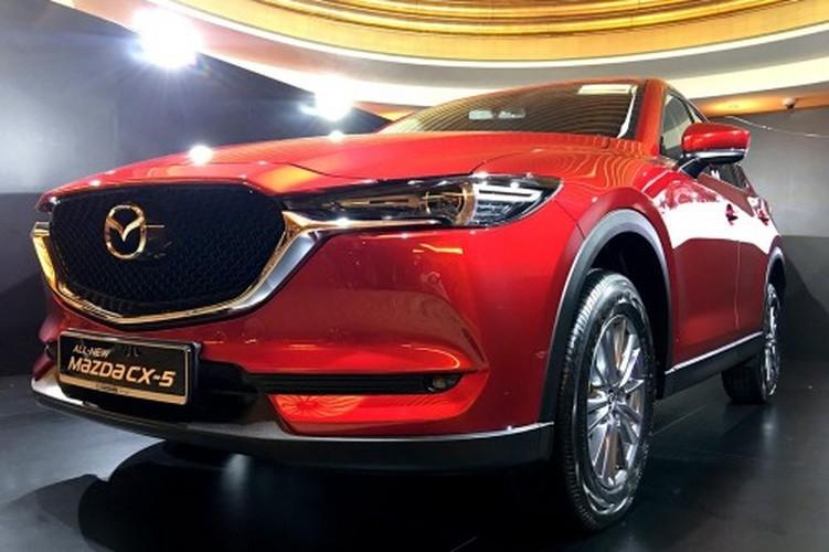 """Xe oto Mazda CX-5 2017 """"thet gia"""" tien ty tai Singapore-Hinh-4"""