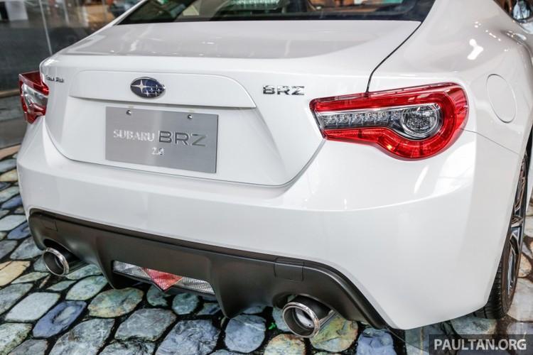 """Subaru BRZ ban nang cap """"chot gia"""" tu 793 trieu dong-Hinh-5"""