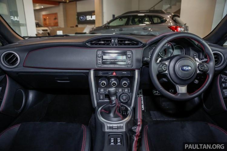 """Subaru BRZ ban nang cap """"chot gia"""" tu 793 trieu dong-Hinh-7"""