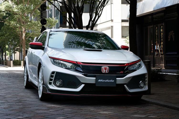 """Honda Civic Type R """"cuc chat"""" voi phu kien nghin do-Hinh-2"""