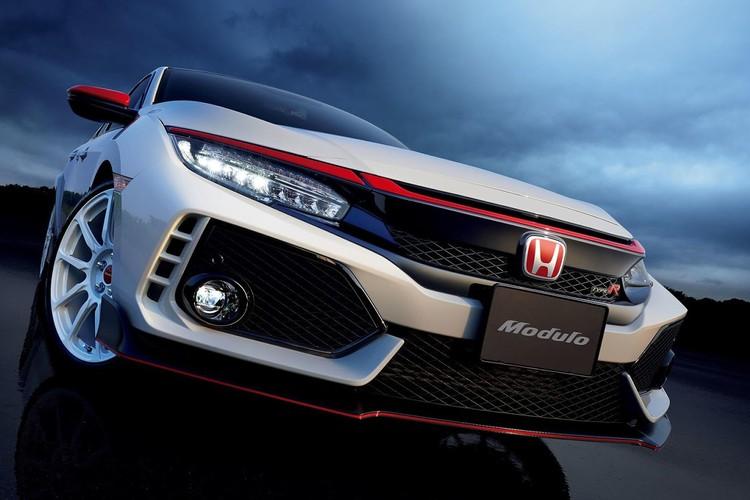 """Honda Civic Type R """"cuc chat"""" voi phu kien nghin do-Hinh-3"""