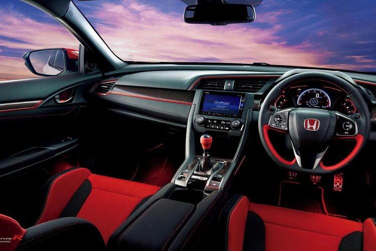 """Honda Civic Type R """"cuc chat"""" voi phu kien nghin do-Hinh-5"""