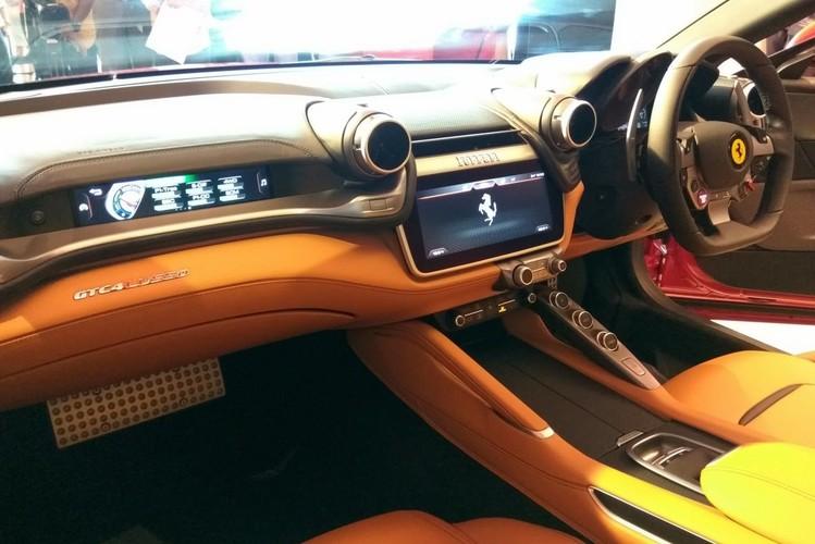 "Sieu xe 4 cho Ferrari GTC4Lusso ""dat lop"" toi An Do-Hinh-8"