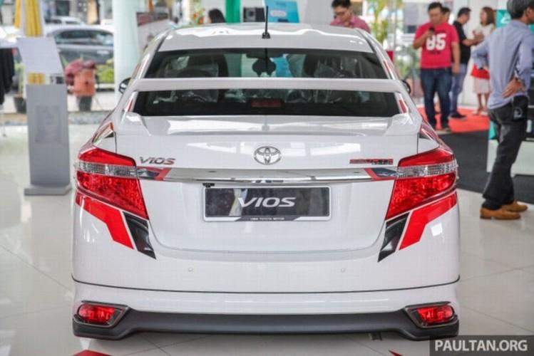"Soi ""Xe hop"" Toyota Vios Sports Edition 2017 gia 452 trieu-Hinh-4"