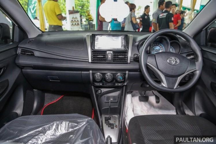 "Soi ""Xe hop"" Toyota Vios Sports Edition 2017 gia 452 trieu-Hinh-8"
