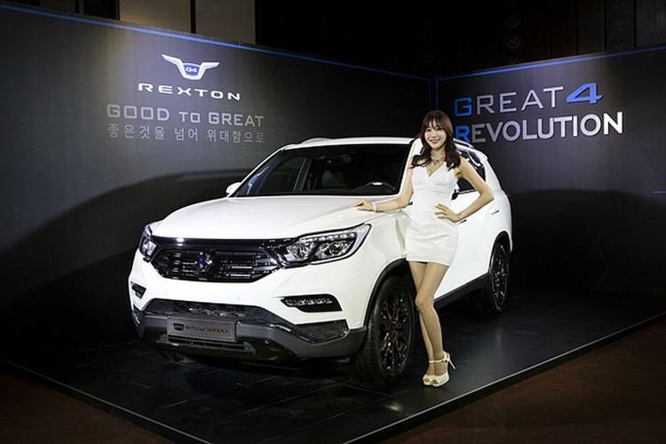 "SsangYong Rexton 2018 sap ve Viet Nam ""dau"" Toyota Fortuner-Hinh-12"